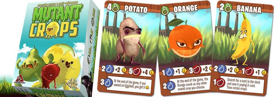 Mutant Crops: Kickstarter Review