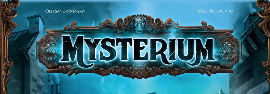 Mysterium Board Game Review