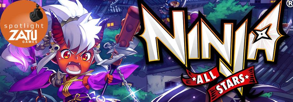 Board Game Spotlight: Ninja All Stars