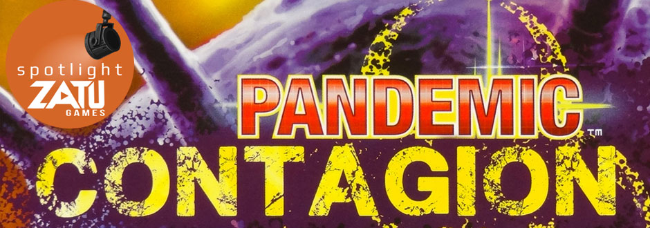 Board Game Spotlight: Pandemic Contagion