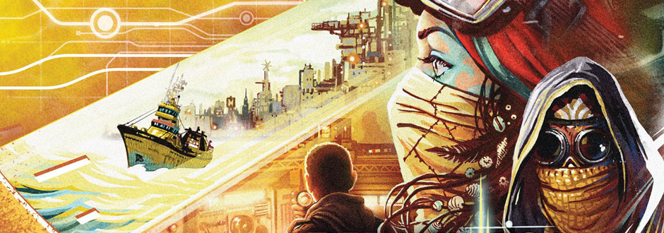 Pandemic Legacy Season Two now available for pre-order