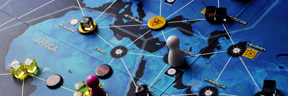 Save the world with Pandemic Legacy