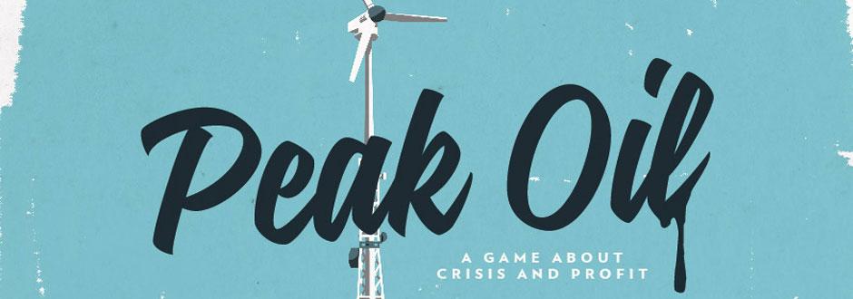 Peak Oil Kickstarter Preview