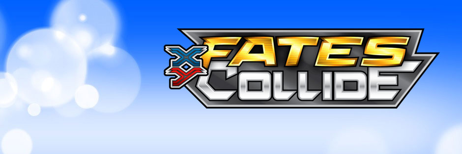 Pokémon XY10 Fates Collide: Out now!