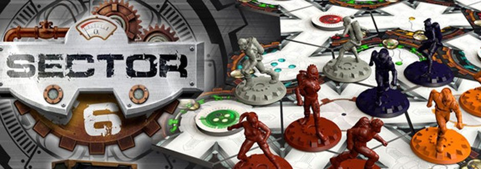 Sector 6 Kickstarter Review