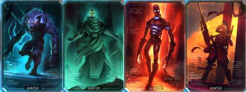 Specter Ops - Hunters