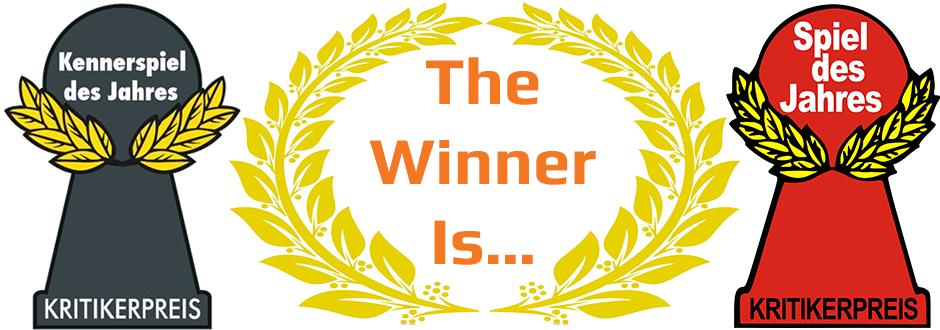Board Game News: The Spiel Des Jahres winner is…