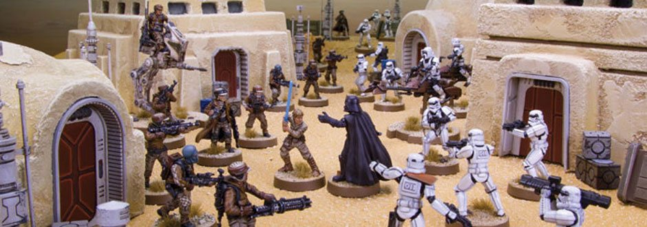 News Round-Up: Star Wars: Legion announced at GenCon