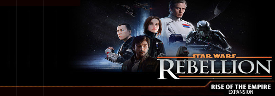Board Game News: Rise of the Empire