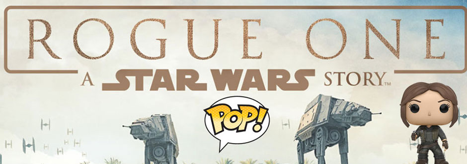 VIDEO: Star Wars Rogue One Funko Pops!