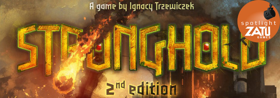 Board Game Spotlight: Stronghold 2.0