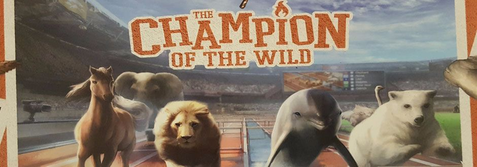 The Champion of the Wild – Kickstarter Preview