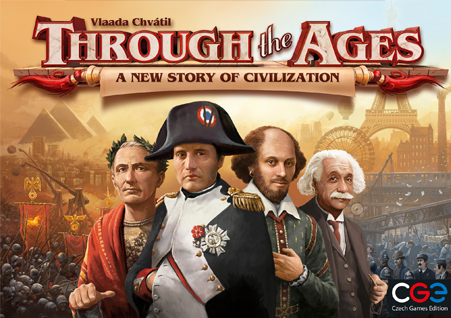 through the ages blank