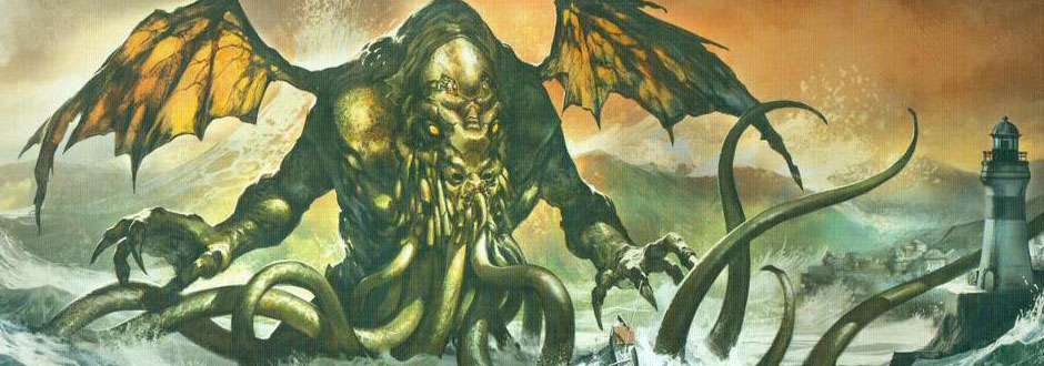 Top 10 Cthulhu Themed Games