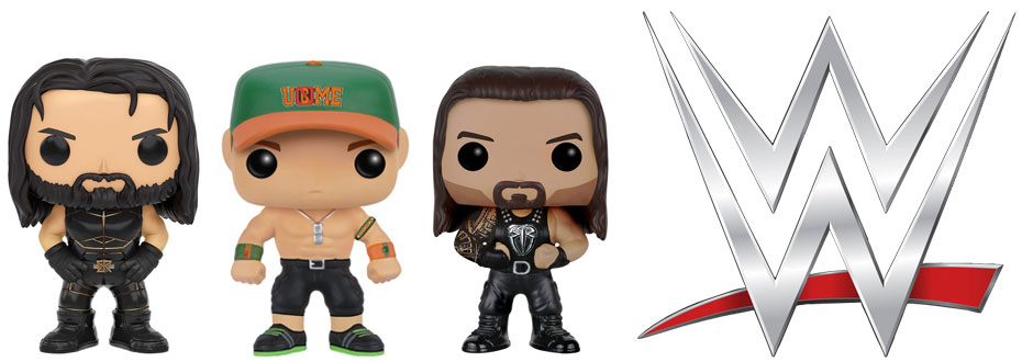 VIDEO: WWE Funko Pops