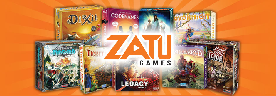 Welcome to Zatu Games