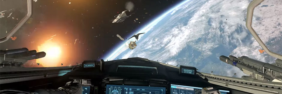 Infinite Warfare trailer released
