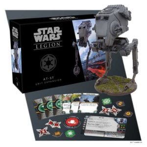 Star Wars: Legion - AT-ST Unit Expansion