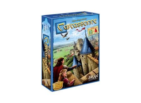 Original Carcassonne Game