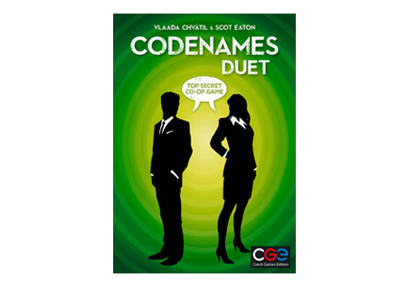 Codenames Games - Duet