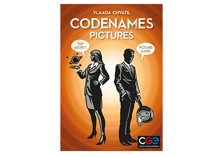 Codenames Games - Pictures
