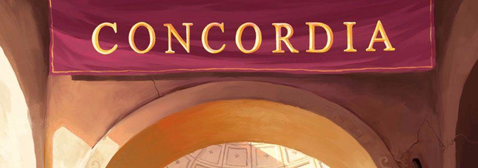 Concordia Board Game Review