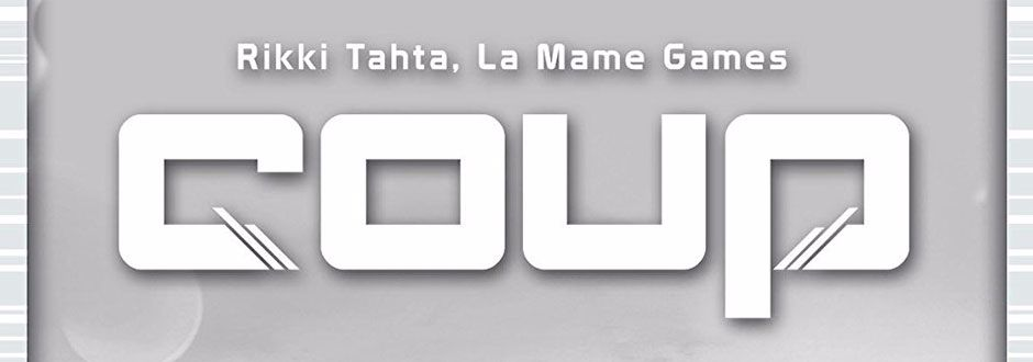 Coup Review | Board Games | Zatu Games UK | Seek Your Adventure image