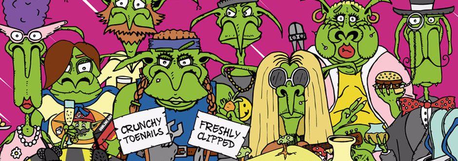 Gobblin Goblins Kickstarter Preview
