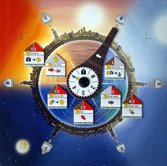 Le Havre: The Inland Port - Production Wheel