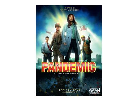 Pandemic Games - Original Game