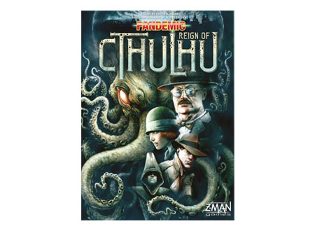 Pandemic Games - Reign of Cthulhu