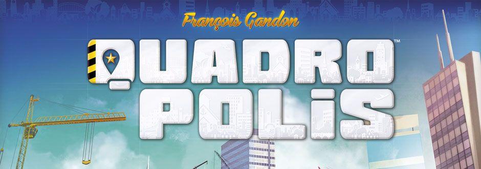 Quadropolis Board Game Review