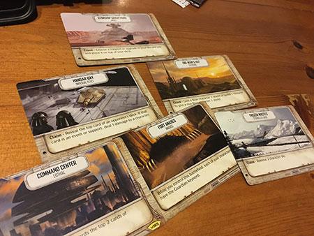 Star Wars Destiny - Command Center