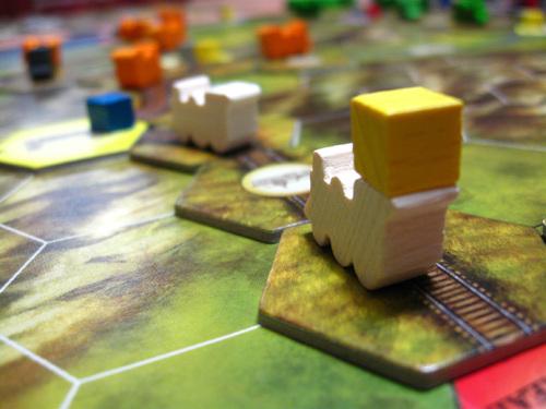 Steam: Rails to Riches - Train