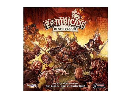 Zombicide Games - Black Plague