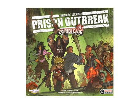 Zombicide Games - Prison Outbreak