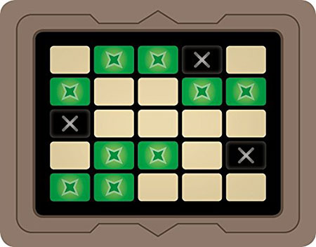 Codenames Duet Grid