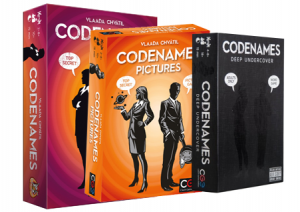 Codenames: First Assignment Bundle