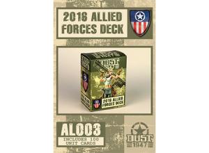 Dust 1947 Allies Deck