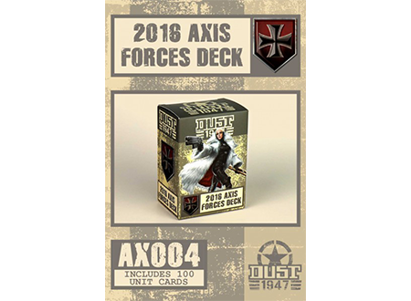 Dust 1947 Axis Deck