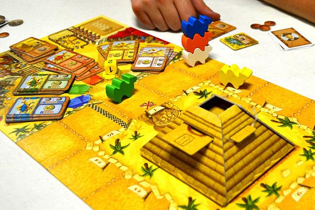 Gateway Games - Camel Up