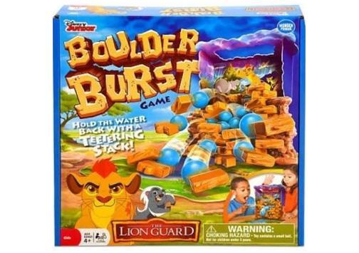 Lion Guard Boulder Burst