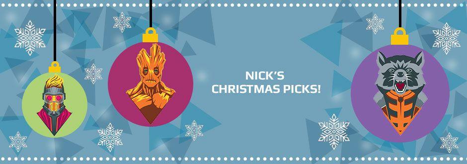 Nick's Christmas Picks