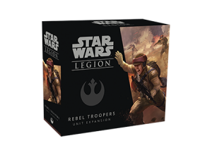 Rebel Troopers Unit: Star Wars Legion Exp.