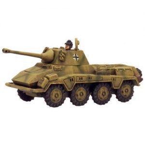 Sd Kfz 234/2 Puma w/ 234/1 option