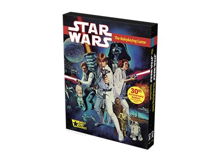 Star Wars  Le rôle jeu 30th Anniversaire-Brand New & Sealed