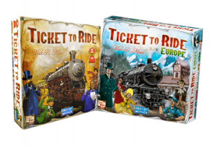 Ticket To Ride: Europe Bundle