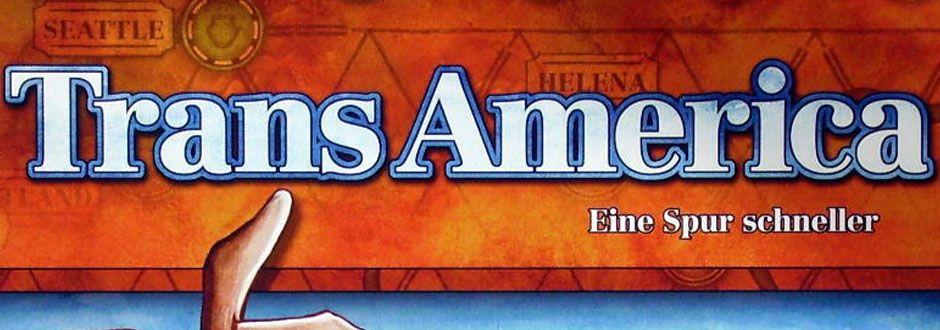 TransAmerica Board Game Review