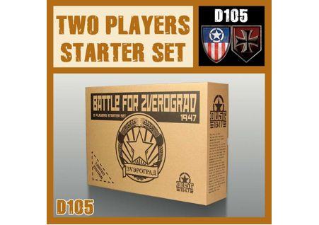 BATTLE FOR ZVEROGRAD Axis/Allies