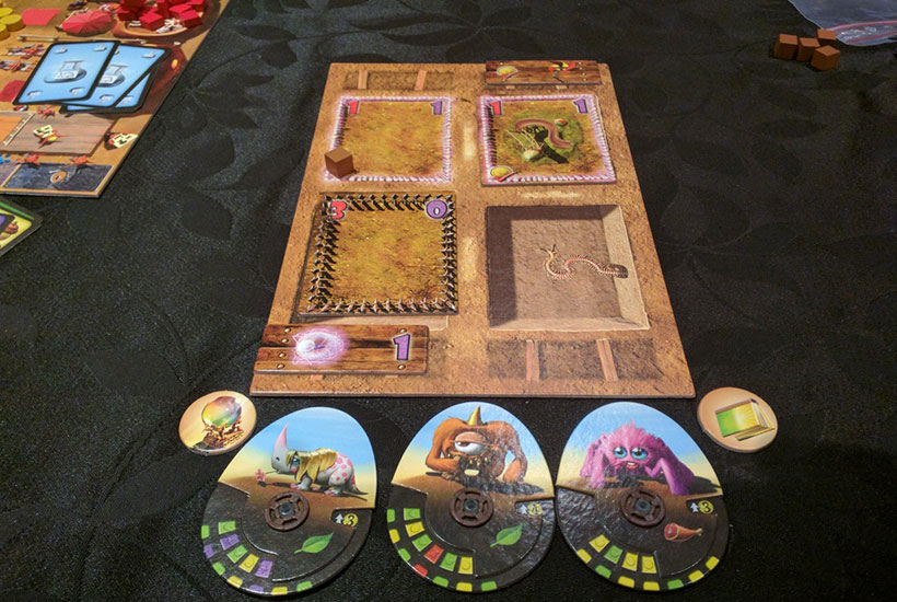 Dungeon Petz Review - Cages and Petz